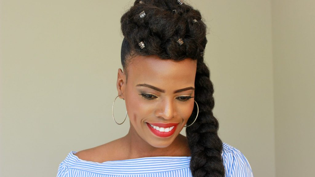 2019 Hair Bridal Natural Hairstyles For Black Women