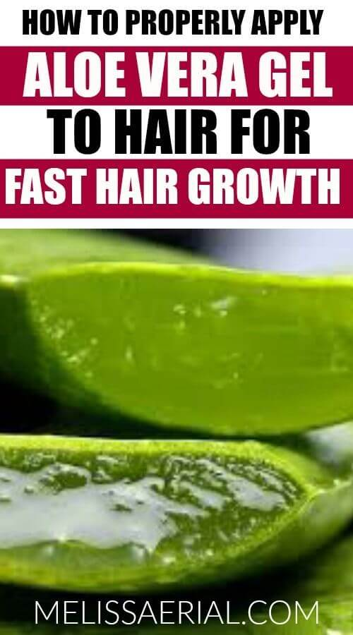 The Best 5 Ways To Use Aloe Vera Gel For Hair Growth